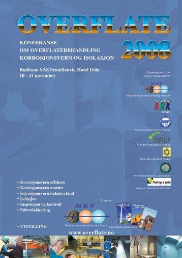 konferanse om overflatebehandling