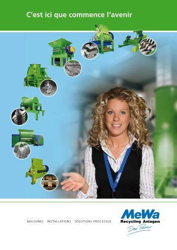 Page 6 - MeWa Recycling Maschinen und Anlagenbau GmbH