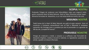 Health&Beauty cu Produse Organice/Bio de la HBNaturals
