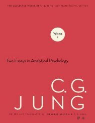 The Collected Works of C.G. Jung_ Volume 7_ Two Essays on Analytical Psychology