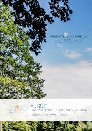 AusZeit Magazin