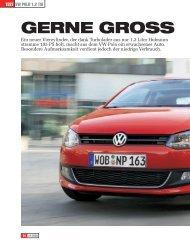 Gerne GroSS - Auto Motor und Sport