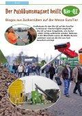 Technik mit Ausdauer - MeWa Recycling Maschinen und ... - Seite 2