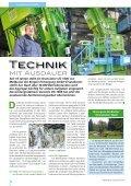 Technik mit Ausdauer - MeWa Recycling Maschinen und ... - Seite 6