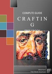 Complete Guide Crafting Free Ebook