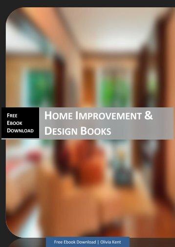 Home Improvement & Design Books