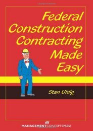 Unlimited Ebook Federal Construction Contracting Made Easy -  Populer ebook - By