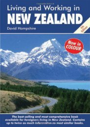 Best PDF Living and Working in New Zealand: A Survival Handbook -  [FREE] Registrer - By David Hampshire