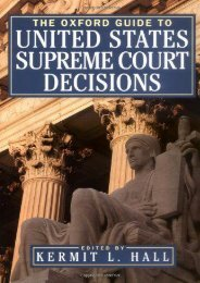 Unlimited Ebook The Oxford Guide to United States Supreme Court Decisions -  For Ipad - By