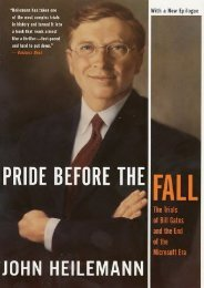 Unlimited Read and Download Pride Before the Fall: The Trials of Bill Gates and the End of the Microsoft Era -  Unlimed acces book - By John Heilemann