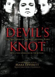 Full Download Devil s Knot: The True Story of the West Memphis Three -  Online - By Mara Leveritt