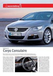 Corps Consulaire - Automagazin