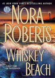 Download Ebook Whiskey Beach -  For Ipad - By Nora Roberts
