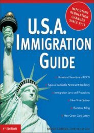 Unlimited Ebook U.S.A. Immigration Guide -  Online - By Ramon Carrion
