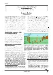 Rezension: Biologie Linder - Wort und Wissen