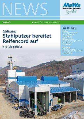 D - MeWa Recycling Maschinen und Anlagenbau GmbH