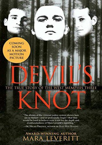 Read PDF Devil S Knot -  [FREE] Registrer - By Mara Leveritt