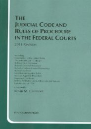 Read PDF The Judicial Code and Rules of Procedure in the Federal Courts -  Online - By