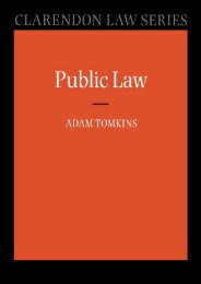 Unlimited Read and Download Public Law (Clarendon Law S.) -  Best book - By Adam Tomkins