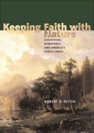 Full Download Keeping Faith with Nature: Ecosystems, Democracy   America s Public Lands: Ecosystems, Democracy and America s Public Lands -  Best book - By Robert B Keiter