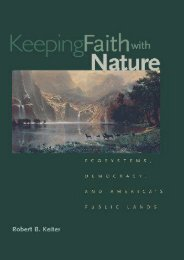 Unlimited Read and Download Keeping Faith with Nature: Ecosystems, Democracy, and America s Public Lands -  Unlimed acces book - By Robert B. Keiter