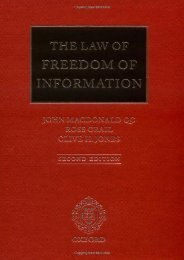 Unlimited Read and Download The Law of Freedom of Information (0) -  [FREE] Registrer - By
