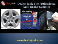 Cleaner & Specialty Products