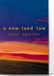 [Free] Donwload A New Land Law -  Online - By Peter Sparkes
