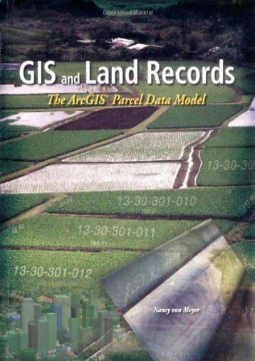 [Free] Donwload GIS and Land Records -  Populer ebook - By Nancy Von Meyer