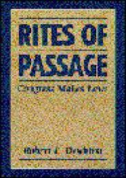 [Free] Donwload Rites of Passage Congress Makes Law: Congress Makes Laws -  Best book - By Robert E Dewhirst