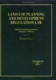 Full Download Land Use Planning and Development Regulation Law (Hornbook) -  [FREE] Registrer - By Conrad Juergensmeyer