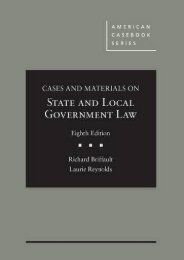 Read PDF Cases and Materials on State and Local Government Law (American Casebook Series) -  Best book - By Richard Briffault