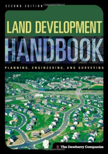 Unlimited Ebook Land Development Handbook: Planning, Engineering, Surveying -  Online - By The Dewberry Companies