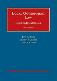 Download Ebook Local Government Law (University Casebook Series) -  For Ipad - By Lynn Baker
