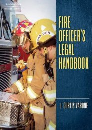 Read PDF Fire Officer s Legal Handbook -  Populer ebook - By J. Varone
