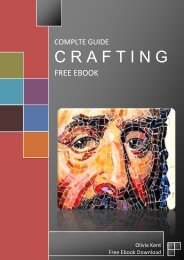Complete Guide Crafting Ebook