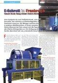 Erfolgreiche IFAT für MeWa - MeWa Recycling Maschinen und ... - Seite 2