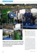 Erfolgreiche IFAT für MeWa - MeWa Recycling Maschinen und ... - Seite 4