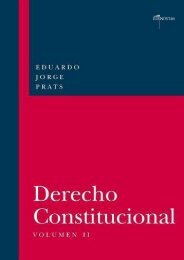 Full Download DERECHO CONSTITUCIONAL, Volumen II -  Populer ebook - By Eduardo JORGE PRATS