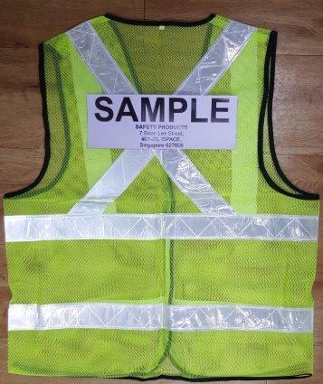 LTA Vest (Back)