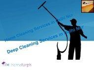 Deep Cleaning in Delhi Gurgaon