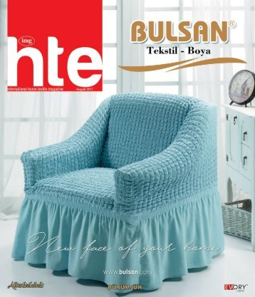 International Home Textile Magazine – August'17