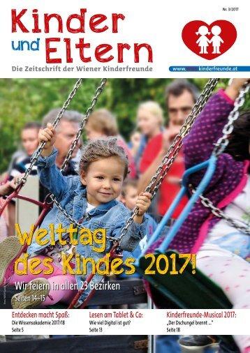 Kinder und Eltern 3/2017