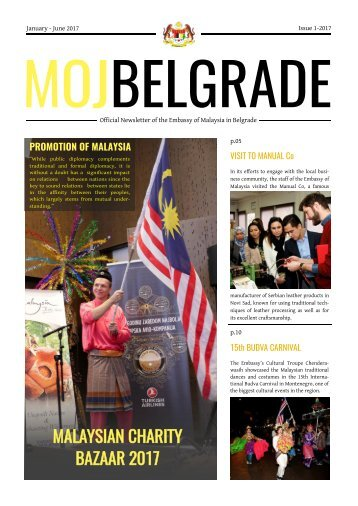 MOJBELGRADE - Issue 01-2017