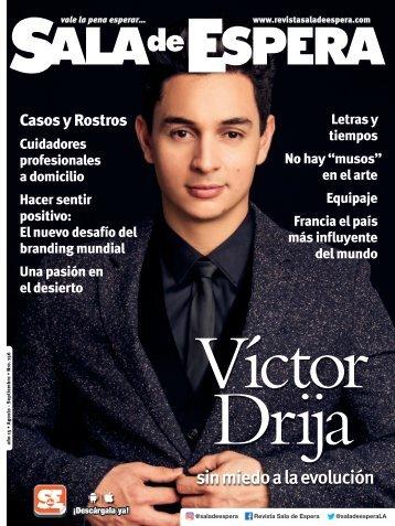 Revista Sala de Espera Venezuela Nro 156 Agosto 2017