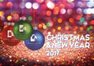 Squire Hotels Christmas Brochure 2017 with Sept Offer