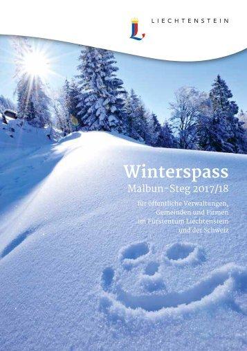 Winterspass 2017/18