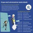 Ebook -  OS 12 PASSOS PARA SUCESSO NAS SELEÇÕES  - Page 2