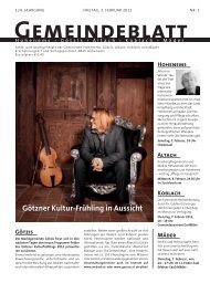 GBA2012 Woche 05 - Altach