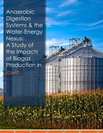 State of Iowa Economic Impact Study